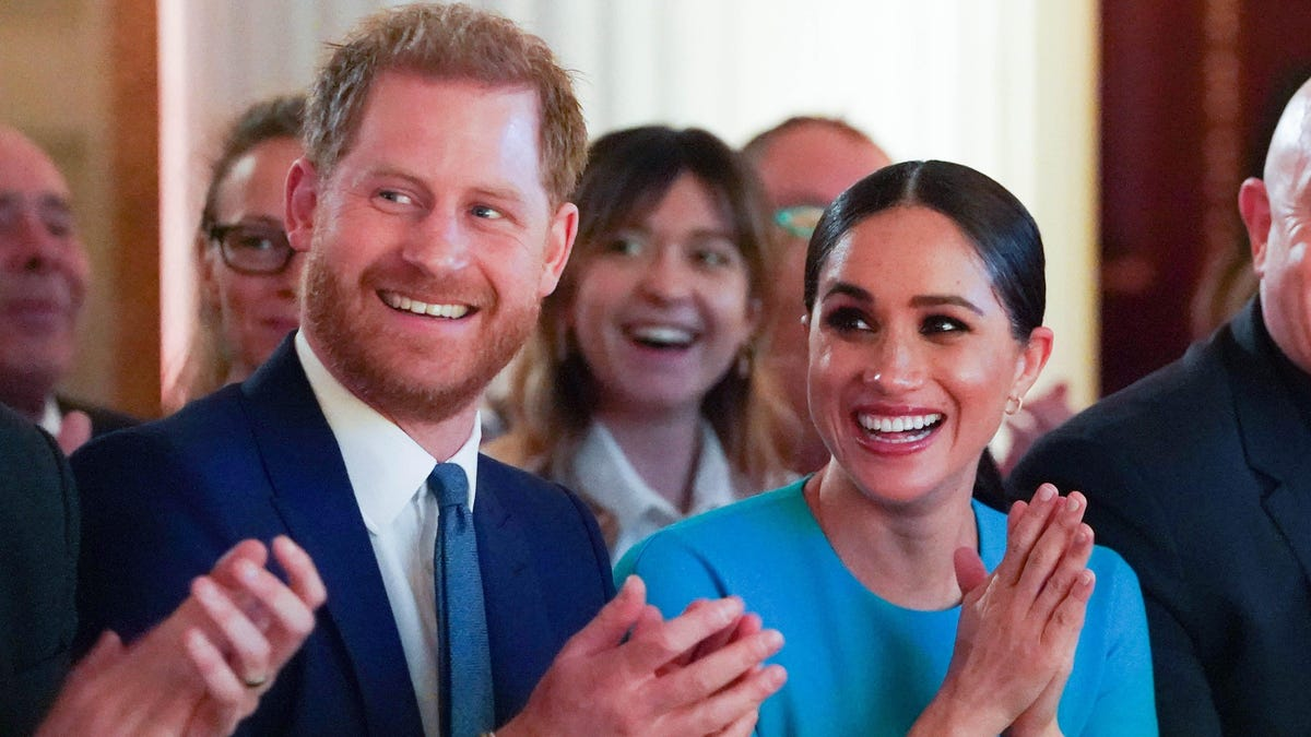 Royal Tea: Meghan and Harry's Book Deal Is Reportedly 'Way North' of $25M; Daughter Lilibet Added to Line of Succession