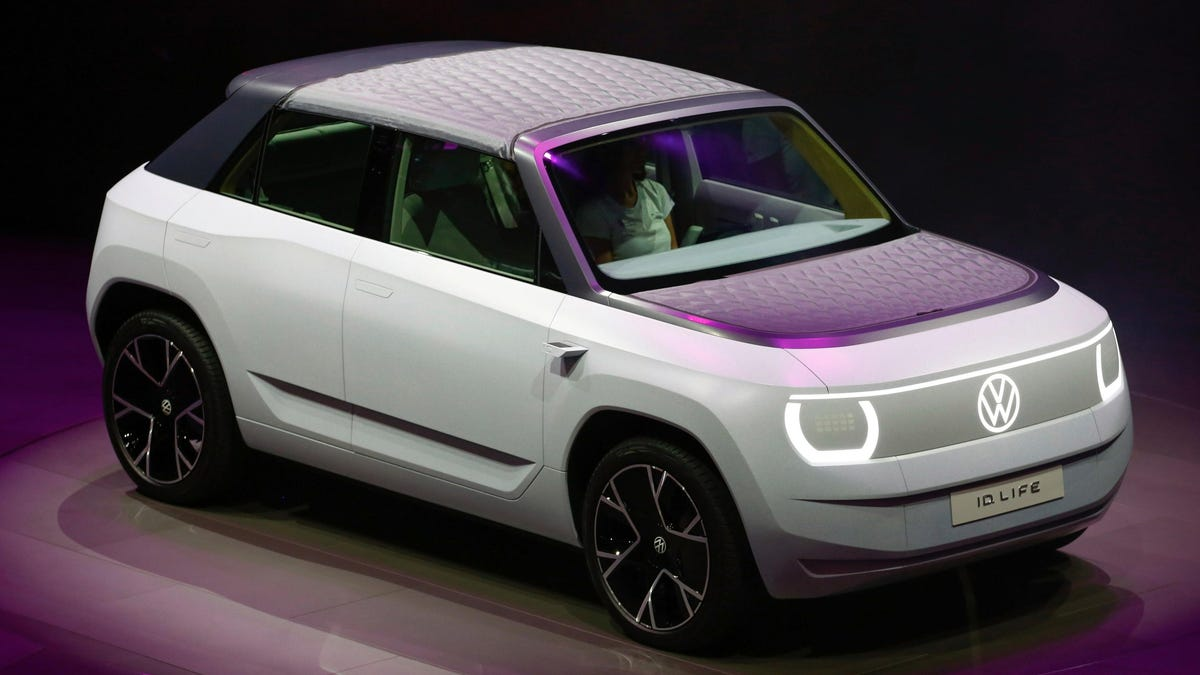 Volkswagen will bis 2025 ein 20.000-Euro-EV mit 250 Kilometern Reichweite bauen€