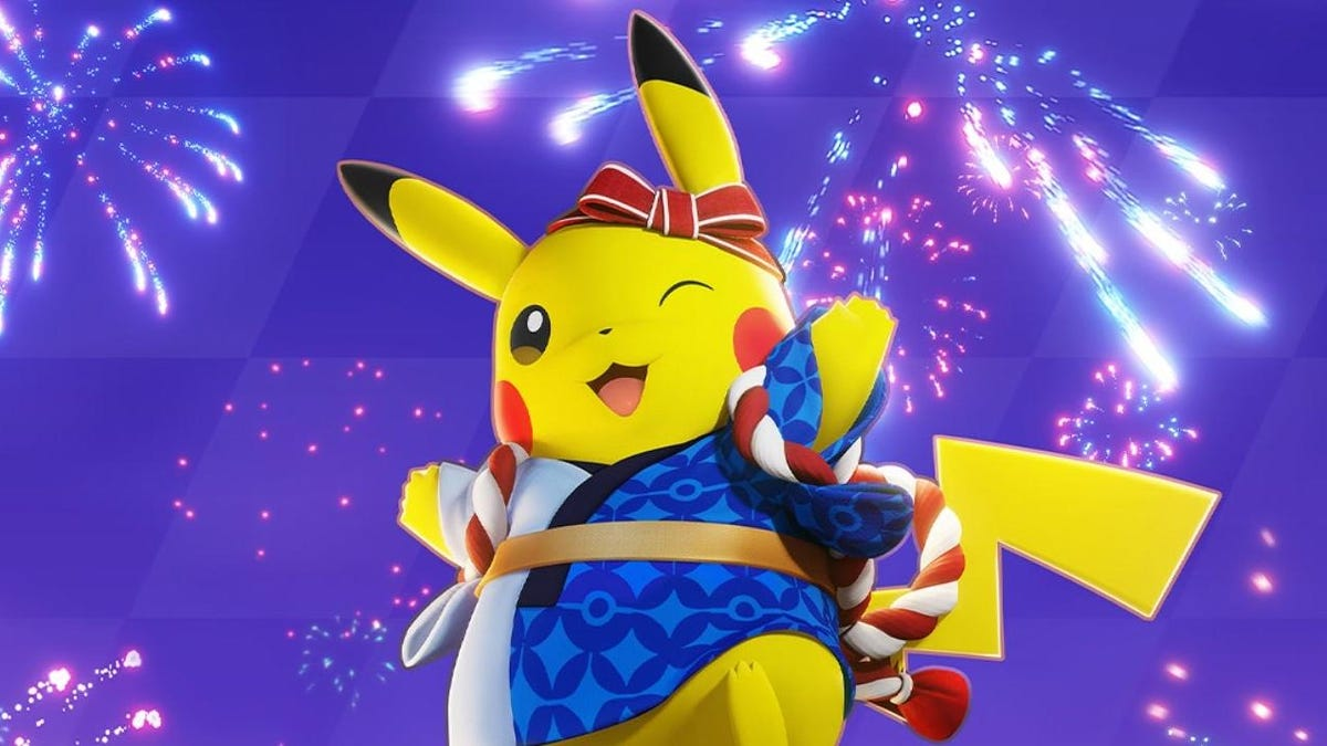Pokémon Unite Hides The Score To Stop Quitters - Kotaku