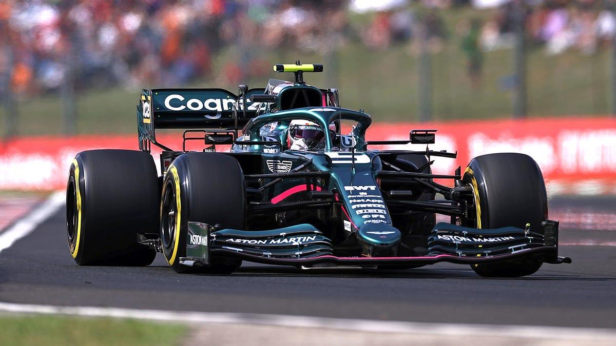 Aston Martins Versuch, Sebastian Vettels Disqualifikation rückgängig zu machen, sieht düster aus