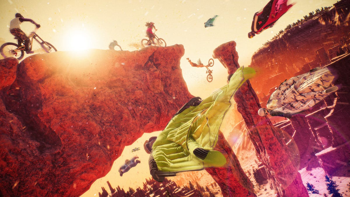 Riders Republic, New Game From Steep Devs, Out September 2