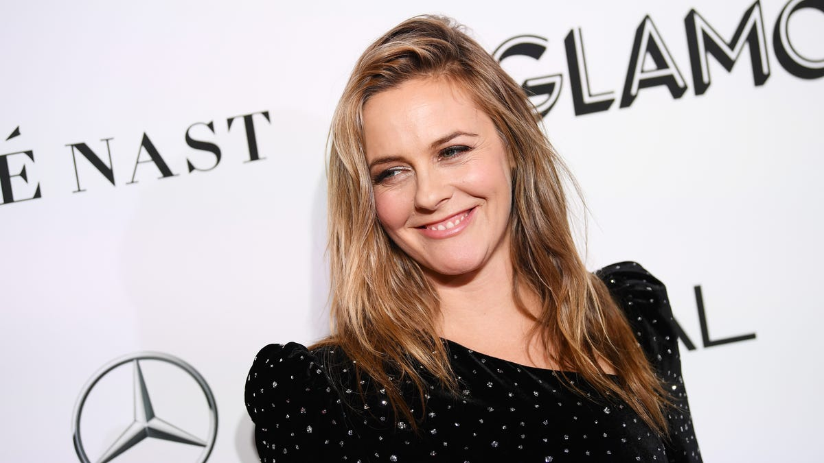 Didn't We Already Know How to Pronounce Alicia Silverstone's Name?