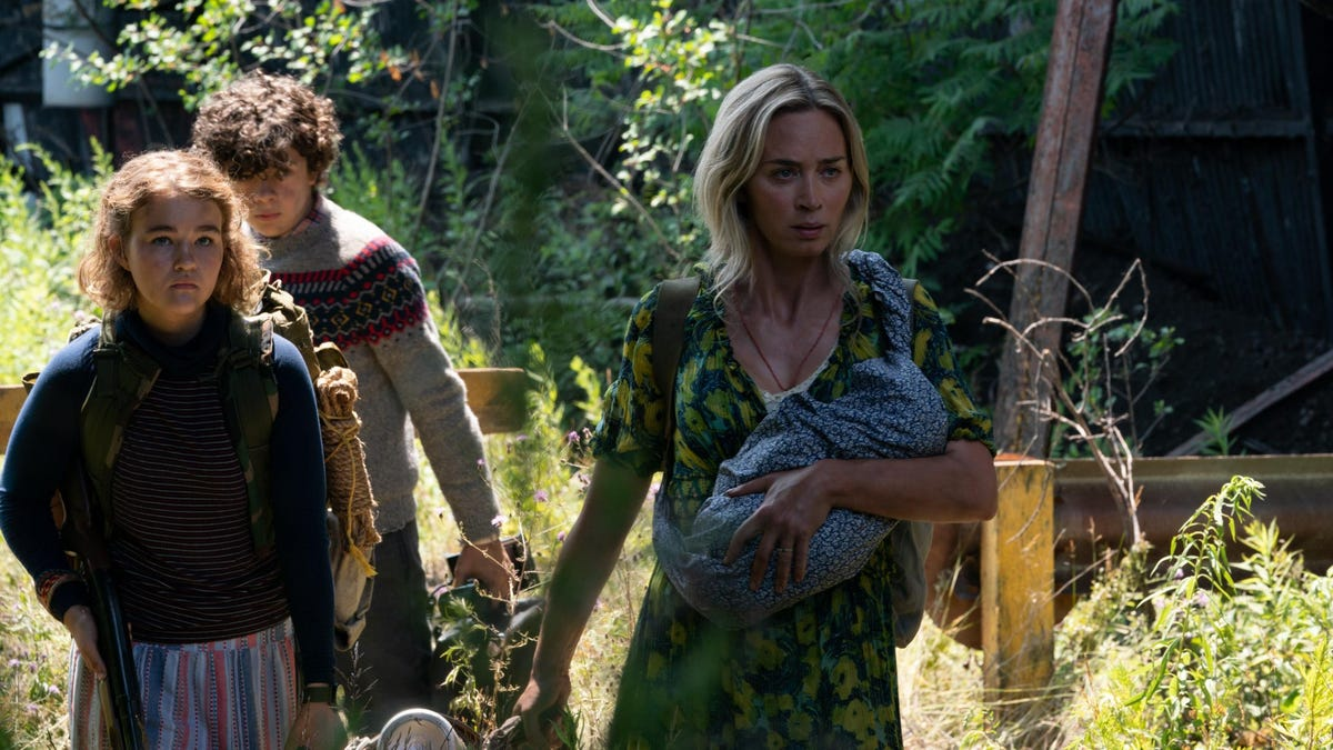 A Quiet Place Part II is a muffled echo of the original's thrills