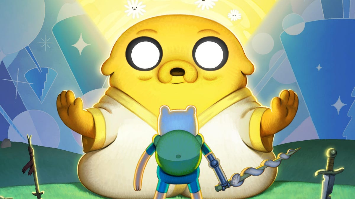 Finn and Jake are Together Again in a darker take on Adventure Time