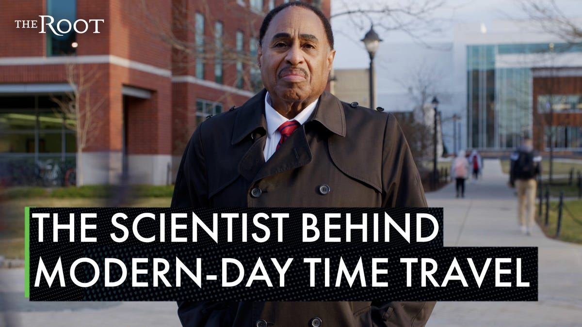 Black to the Future: This Scientist May Hold the Key to Time Travel