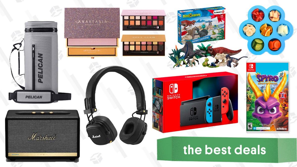Wednesday's Best Deals: Nintendo Switch Bundles, Travel Deals, Sony Sound Barand More