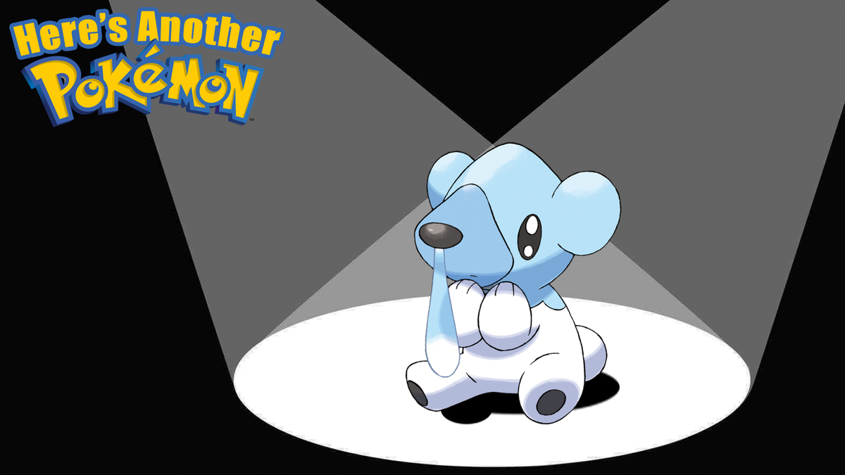 Cubchoo Has Cold Snot Dripping Out Its Nose That Powers Its Attacks