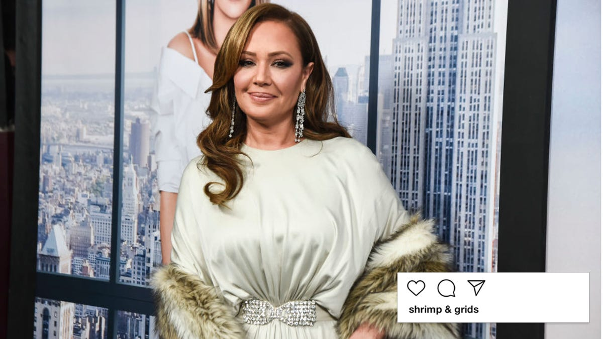 Leah Remini says that diet culture can f*** itself