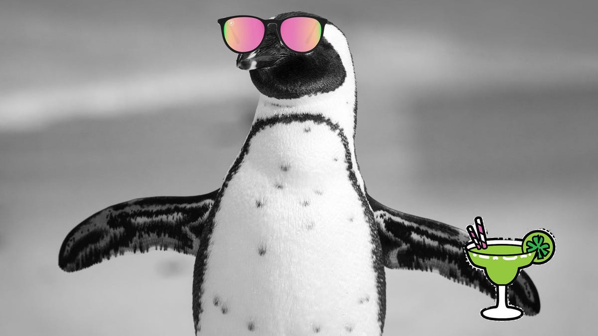 It's Straight Up Balmy in Antarctica