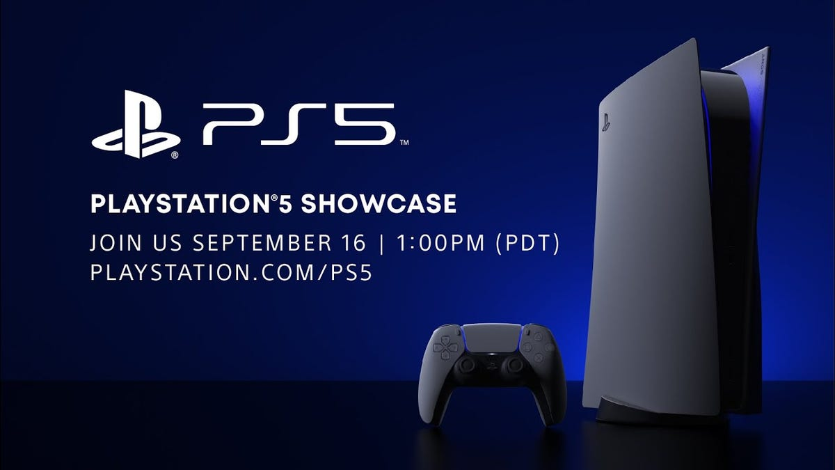 Watch The PlayStation 5 Showcase Here