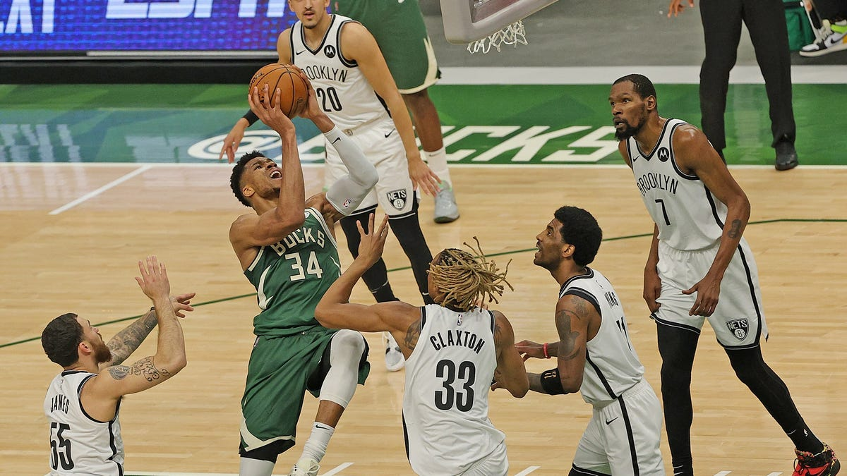 Giannis Antetokounmpo, Mike Budenholzer, and the Bucks are maddening