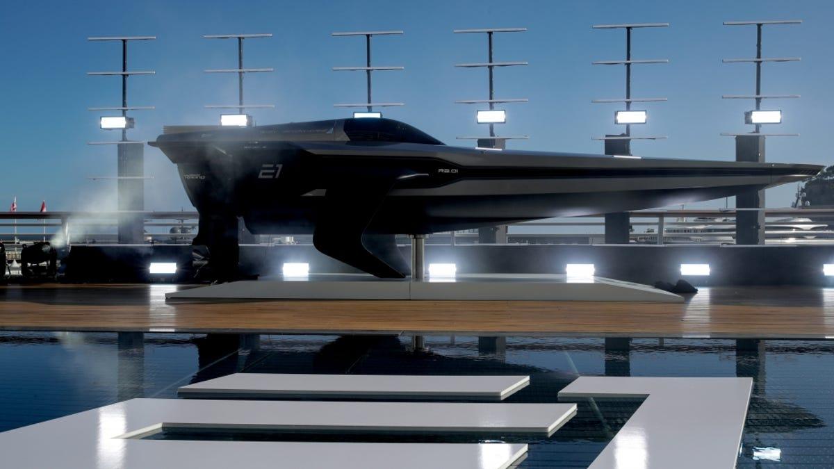 E1 Wants To Create Formula E For Boats