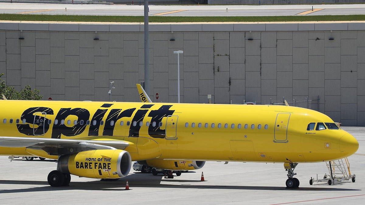 Spirit Airlines und American Airlines streichen über 1.300 Flüge und lassen Tausende an Flughäfen festsitzen