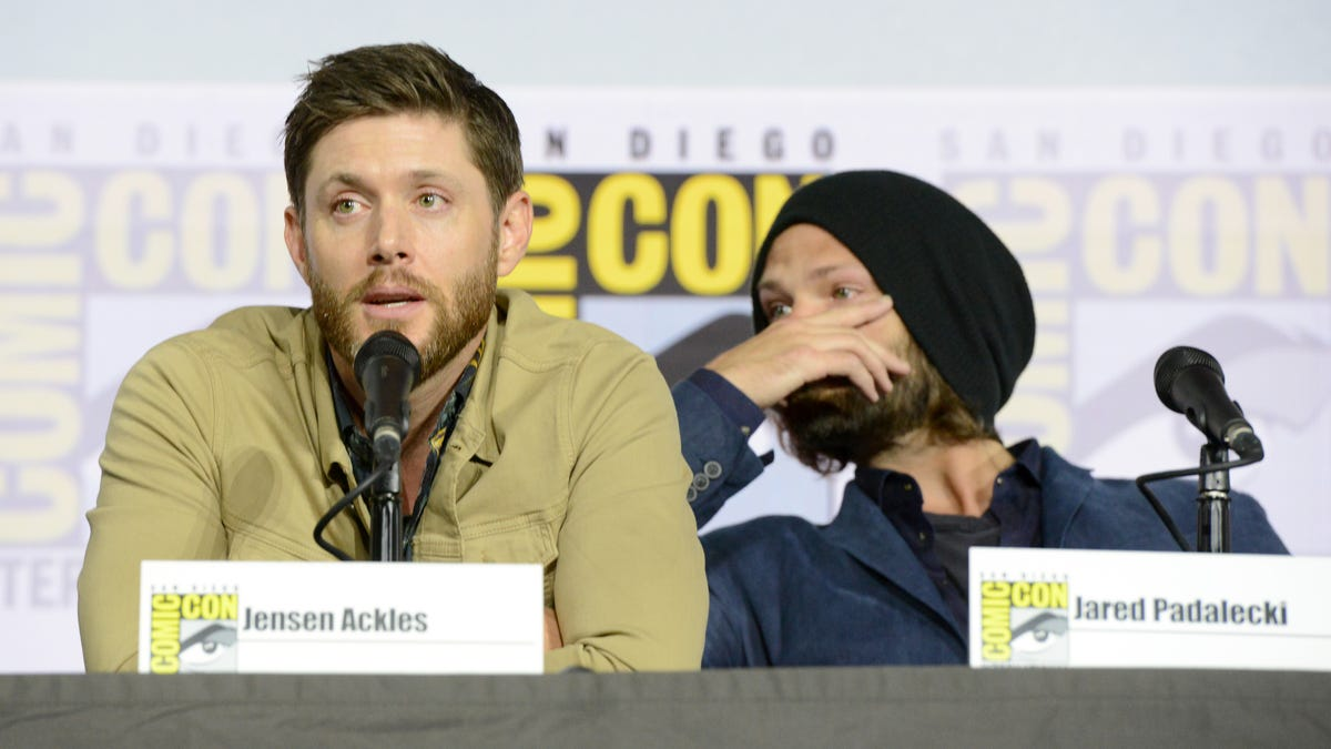 """UPDATE: Jared Padalecki says he's """"gutted"""" to learn about Jensen Ackles' Supernatural prequel"""