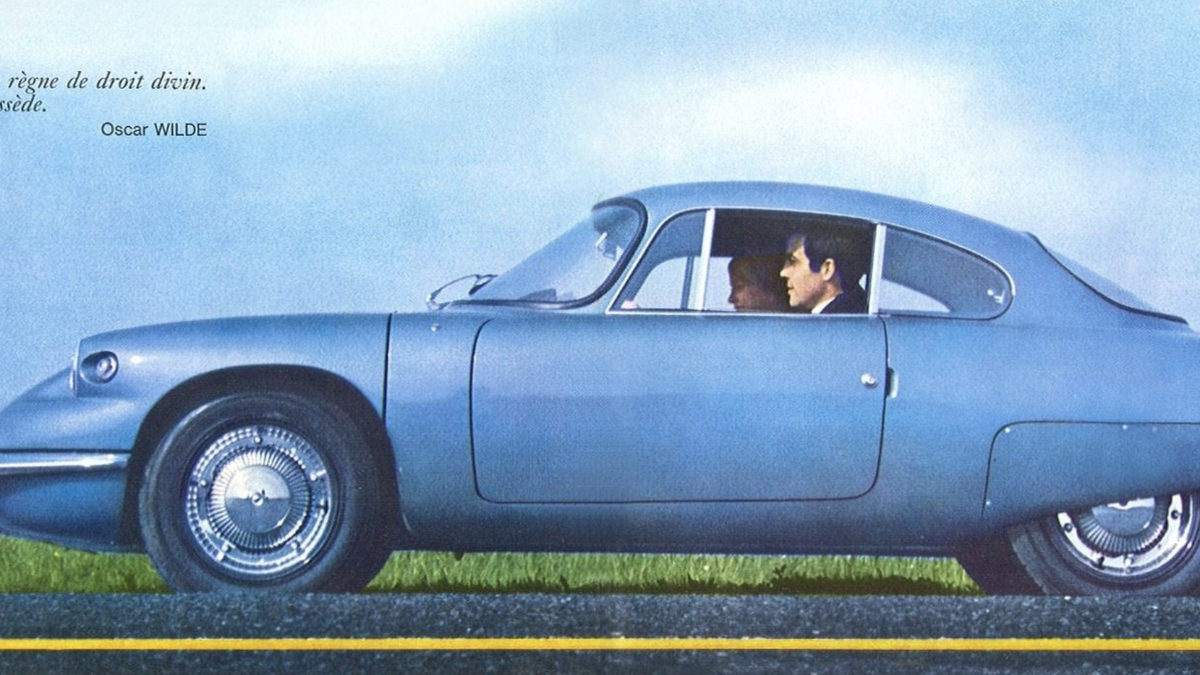 Blip: Maybe The Coolest Two-Cylinder Car
