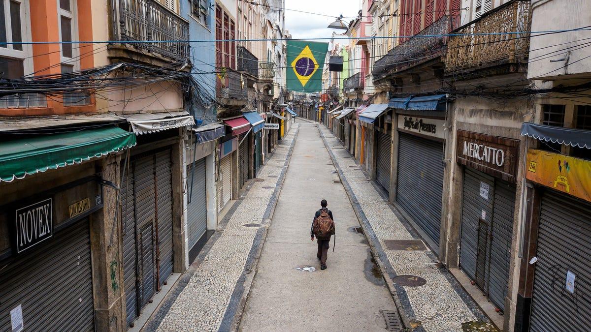 Volunteer in Brazil Coronavirus Vaccine Trial Dies of Covid-19