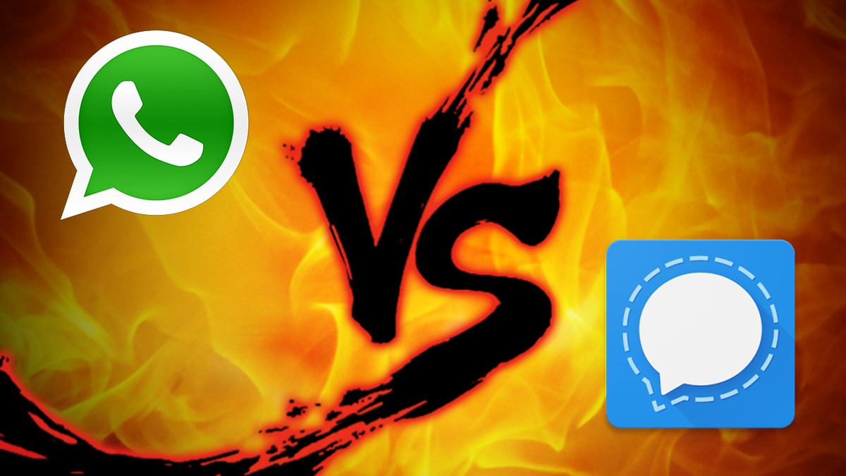 Secure Messaging App Showdown: WhatsApp vs  Signal