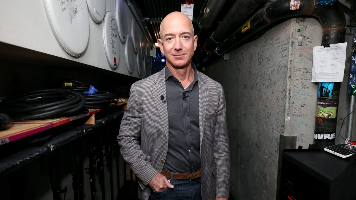 The Saudi Crown Prince Allegedly Did Hack Jeff Bezos's Phone