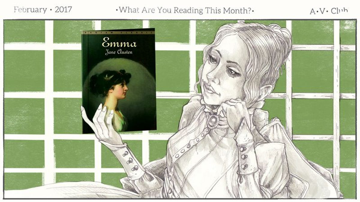 What are you reading in February?