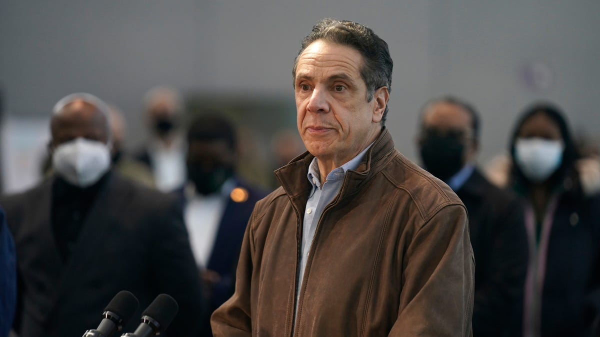Time to resign Mr. Cuomo