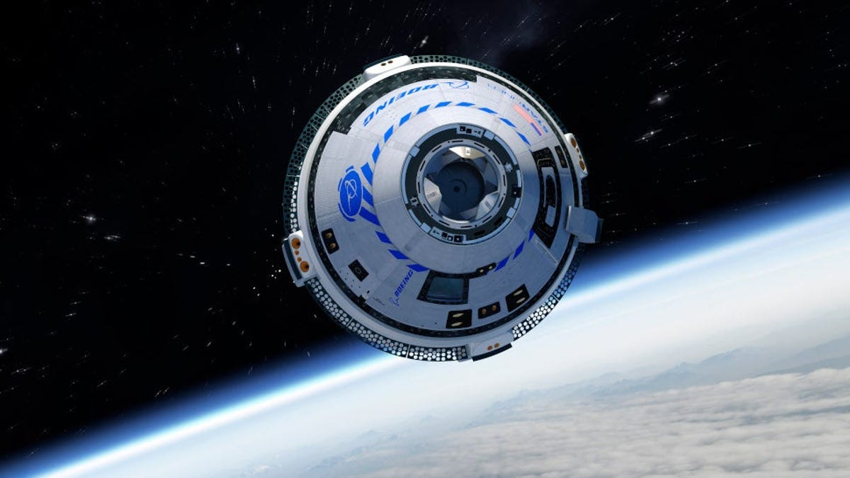photo of Watch Live: NASA Attempts Second Launch of Boeing's Troubled Starliner Spacecraft image