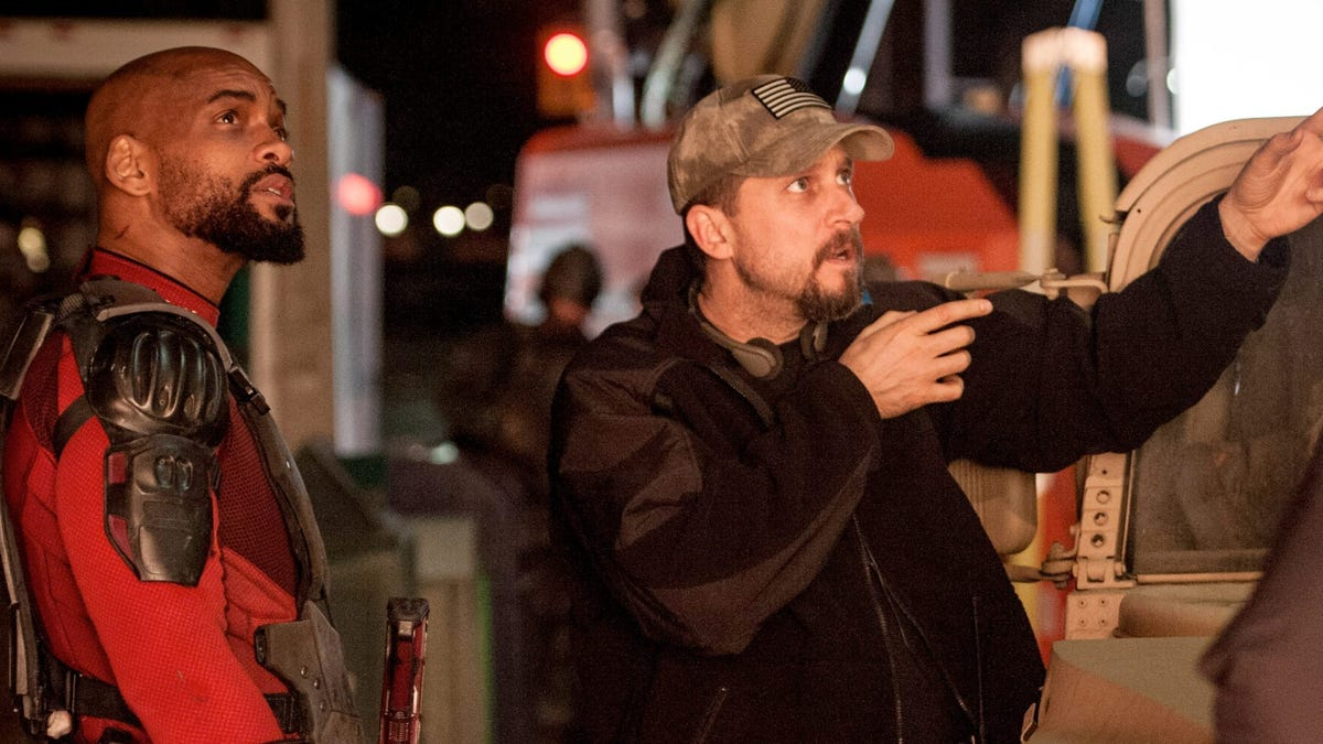Suicide Squad Director David Ayer Has Every Right to be Upset