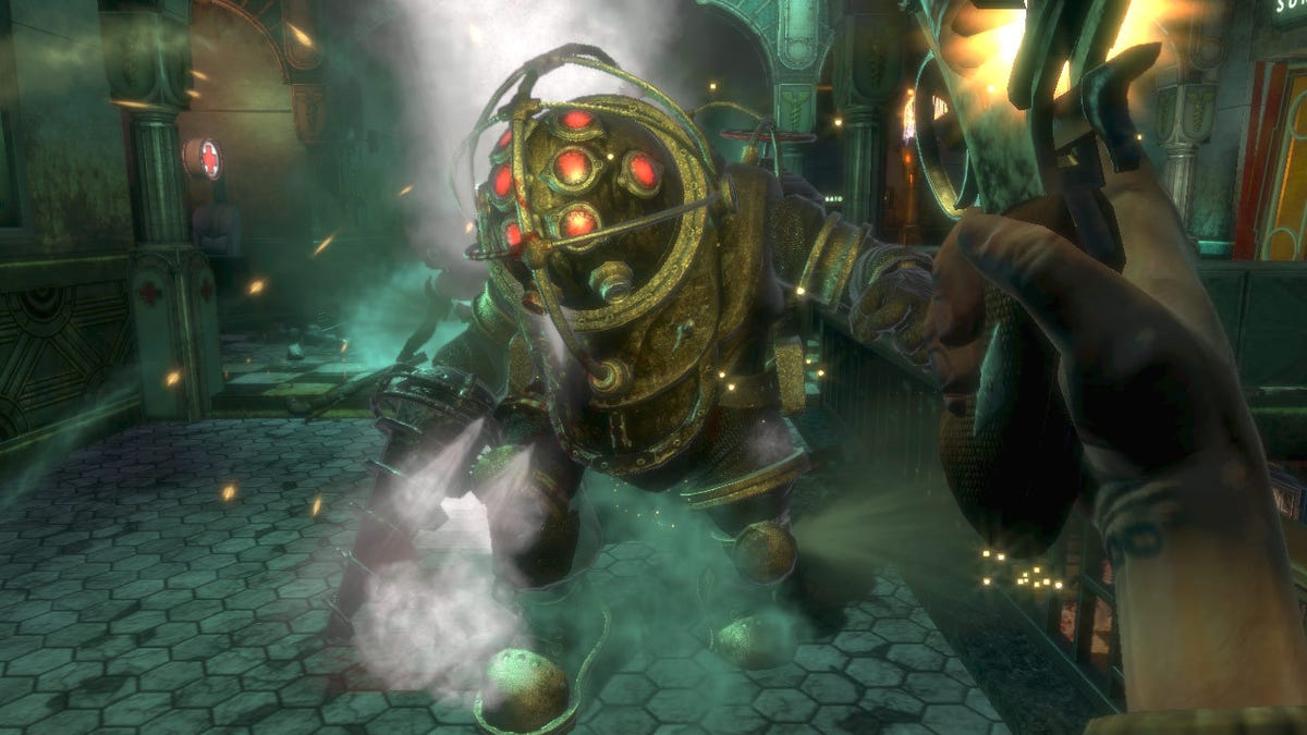 Bioshock: The Collection And The Sims 4 Are February's PS Plus Games - Kotaku