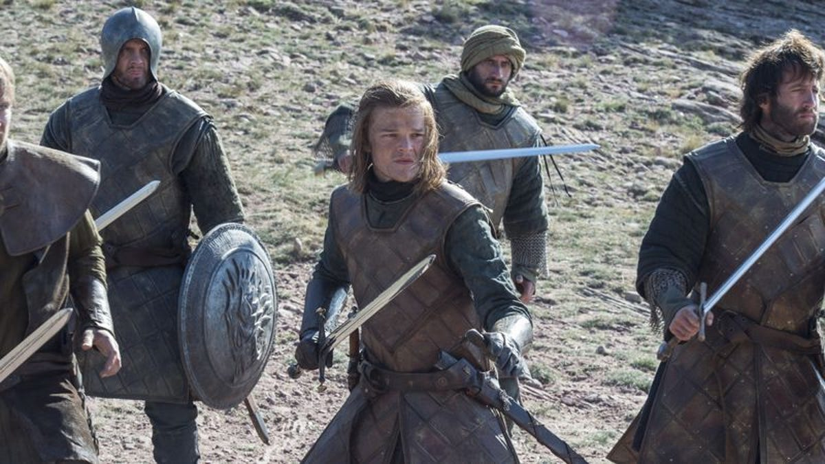 """Game Of Thrones teases book readers with """"enough for one day"""