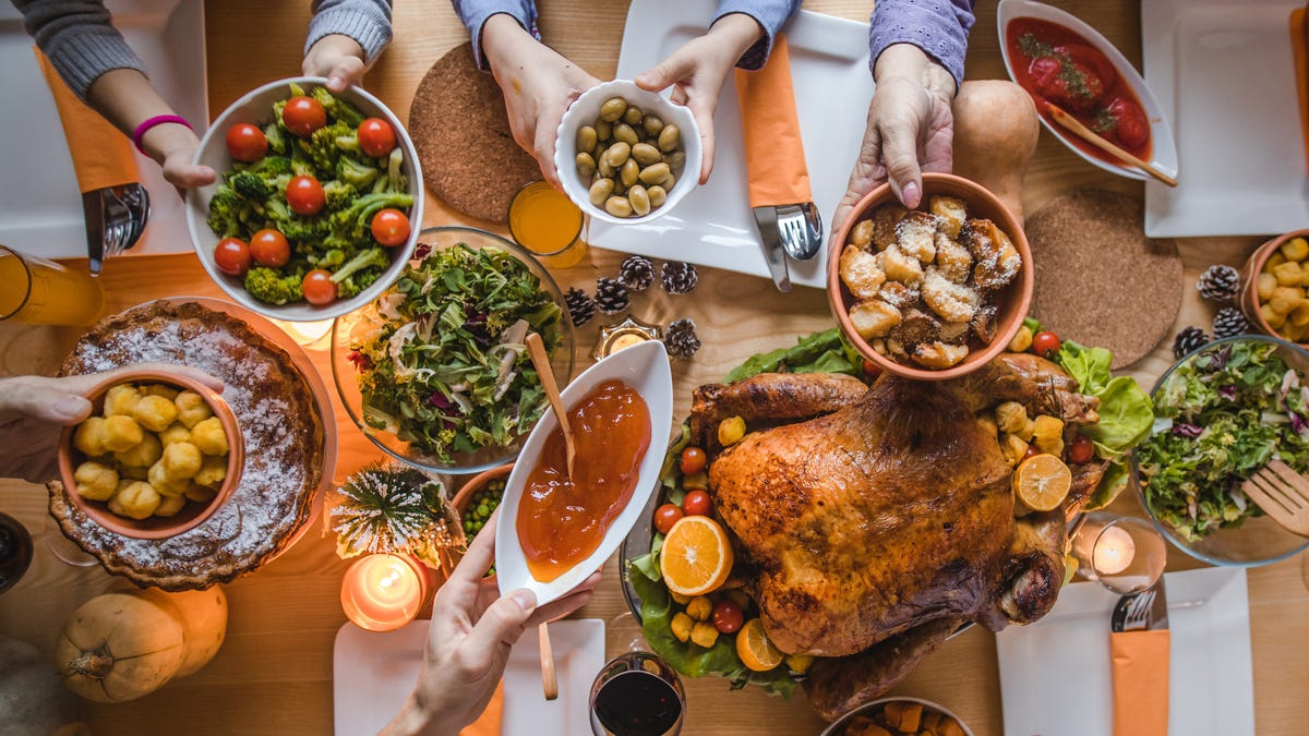 What's the most popular Thanksgiving side in your state?