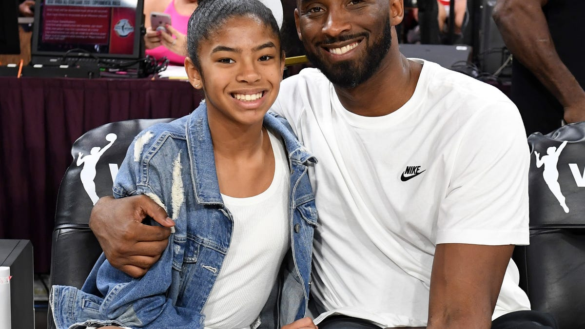 Kobe Bryant's Legacy Lived On In An Unexpected Way At The WNBA Draft