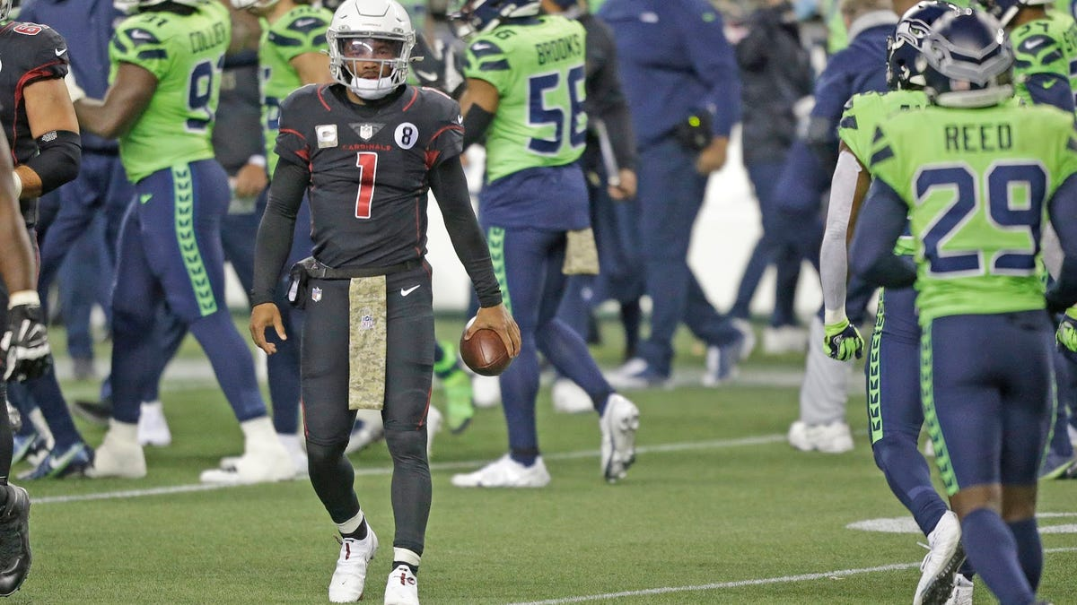 Kyler Murray & scrappy Cards follow the script, but lose the plot late vs. Seahawks