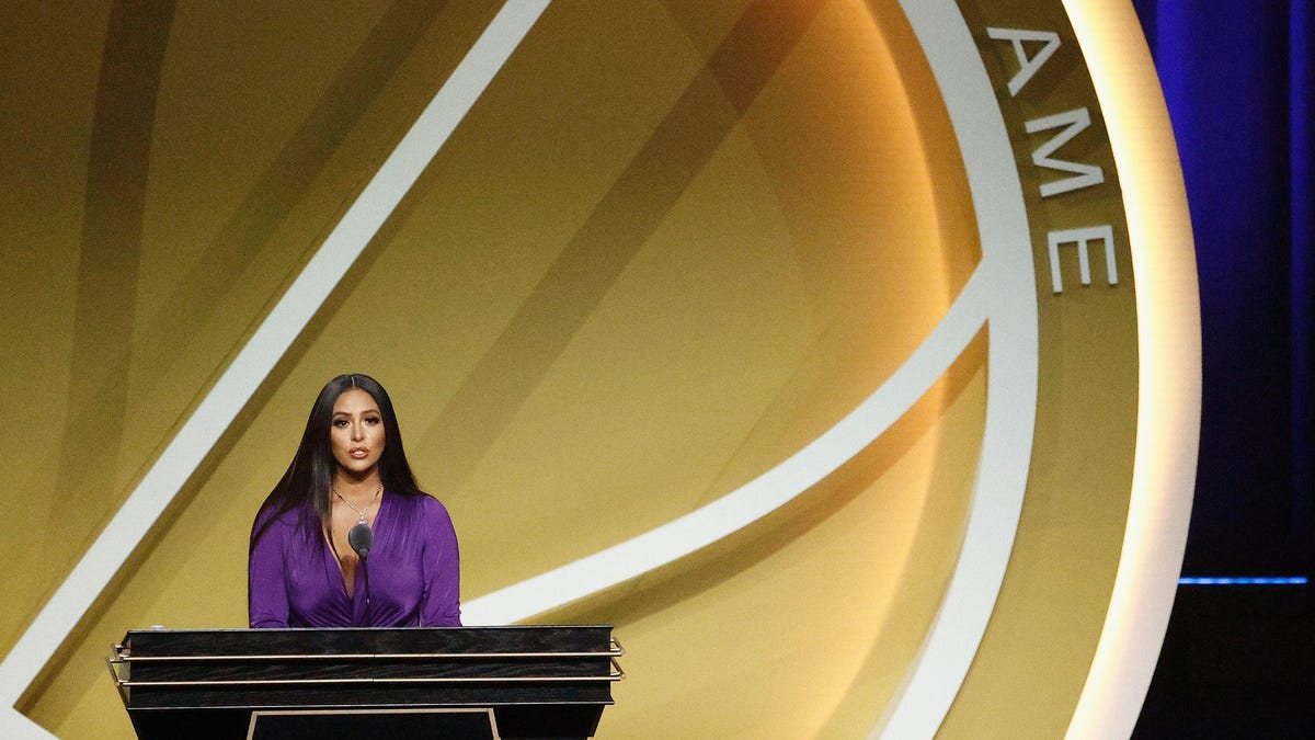 Vanessa Bryant Has Reached a Settlement in Her Wrongful Death Lawsuit Over Deaths of Gianna & Kobe Bryant