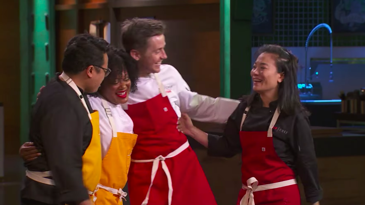 Practice your knife skills, folks: Top Chef Amateurs has arrived
