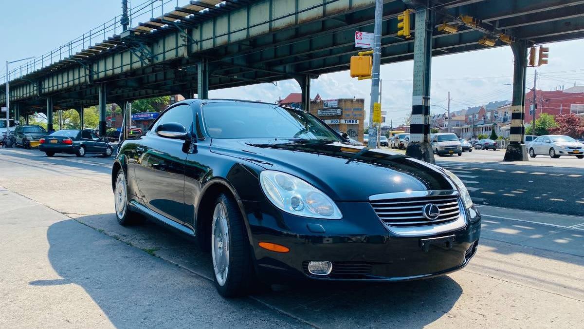 Ist dieser 2003er Lexus SC 430 für 16.950 Dollar der Granddaddy aller Angebote?