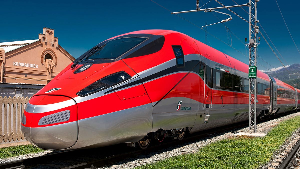 Italy's High Speed Rail Helped Prove Trains Can Be Better Than Planes