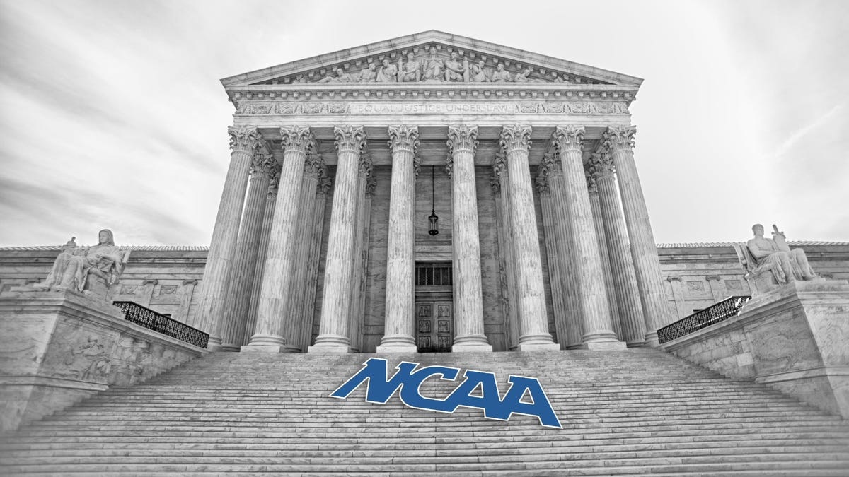 Even the Supreme Court can see through the NCAA's B.S.