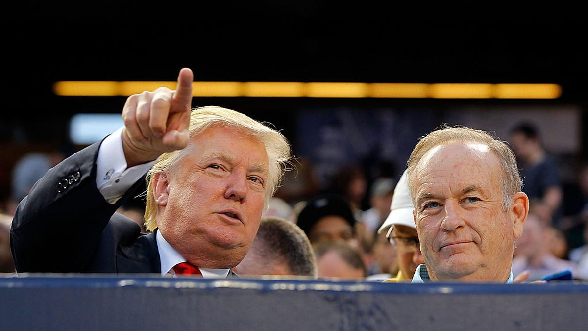 QAnon Supporters Big Mad Over Trump's December Tour With Bill O'Reilly Because It Means He Won't Be Reinstated as President in August