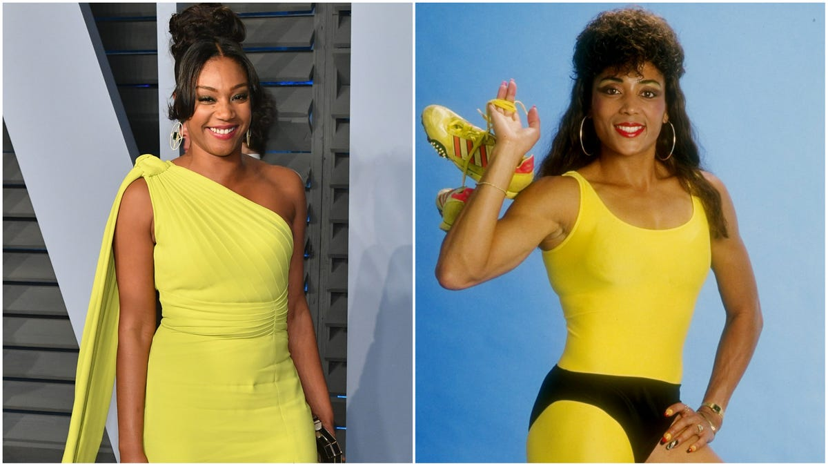 Tiffany Haddish to Portray Olympic Gold-Winner Florence Griffith Joyner in Upcoming Biopic