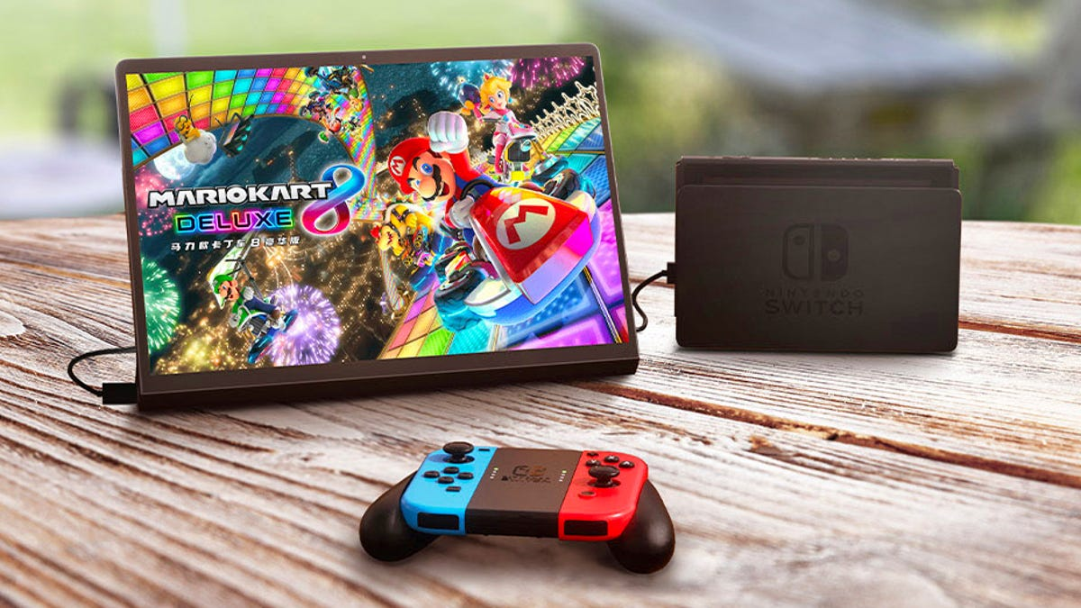 You Can Finally Play Switch Games on a Tablet