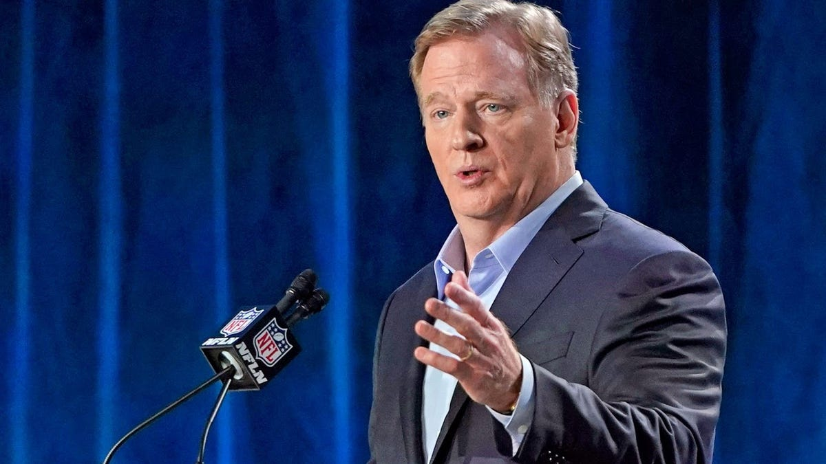Roger Goodell is still bad at his job, any fool could print money for the NFL with gambling deals