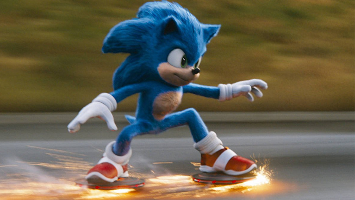 My Favorite Part of the Sonic Movie Actually Had Very Little to Do With Sonic