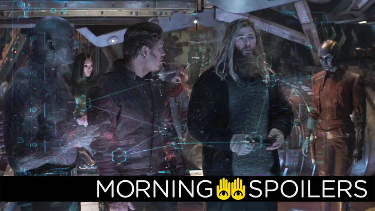 Updates From Guardians of the Galaxy Vol. 3, The Flash, and More thumbnail