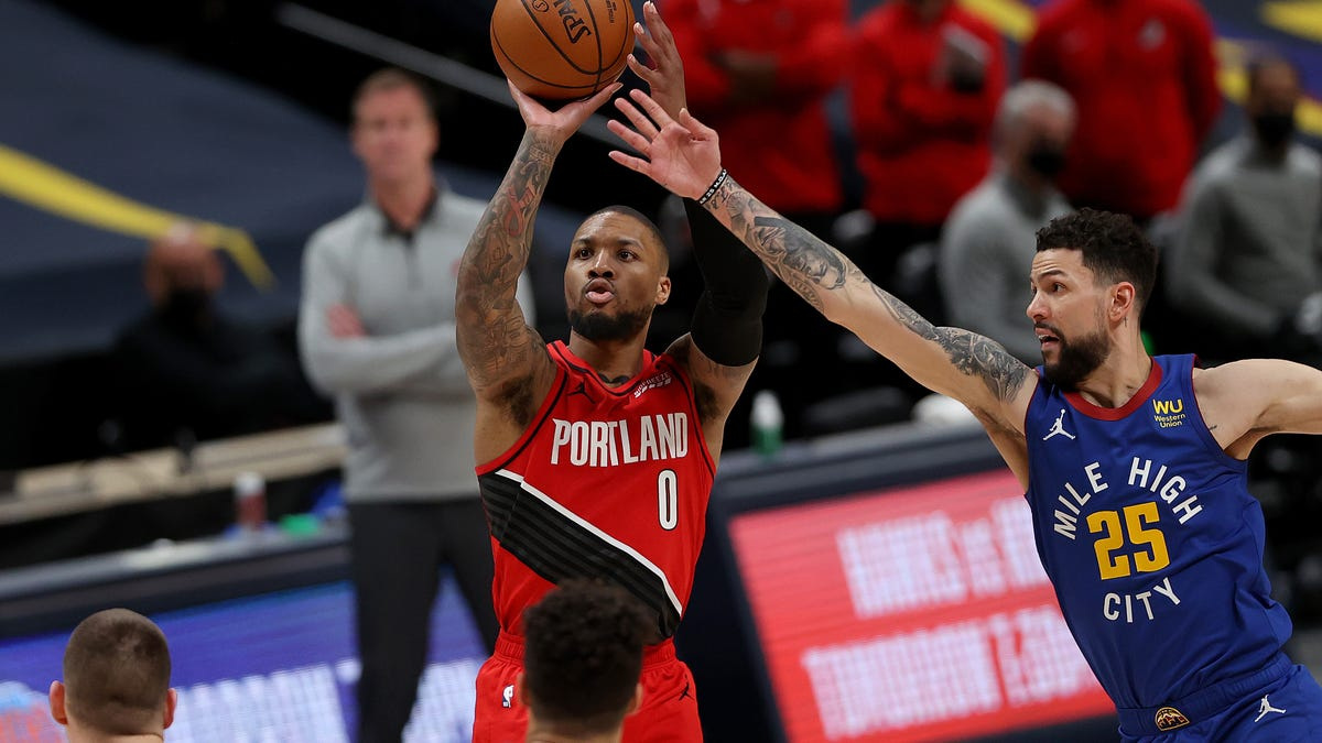 Damian Lillard is one of the greatest clutch players to touch a basketball