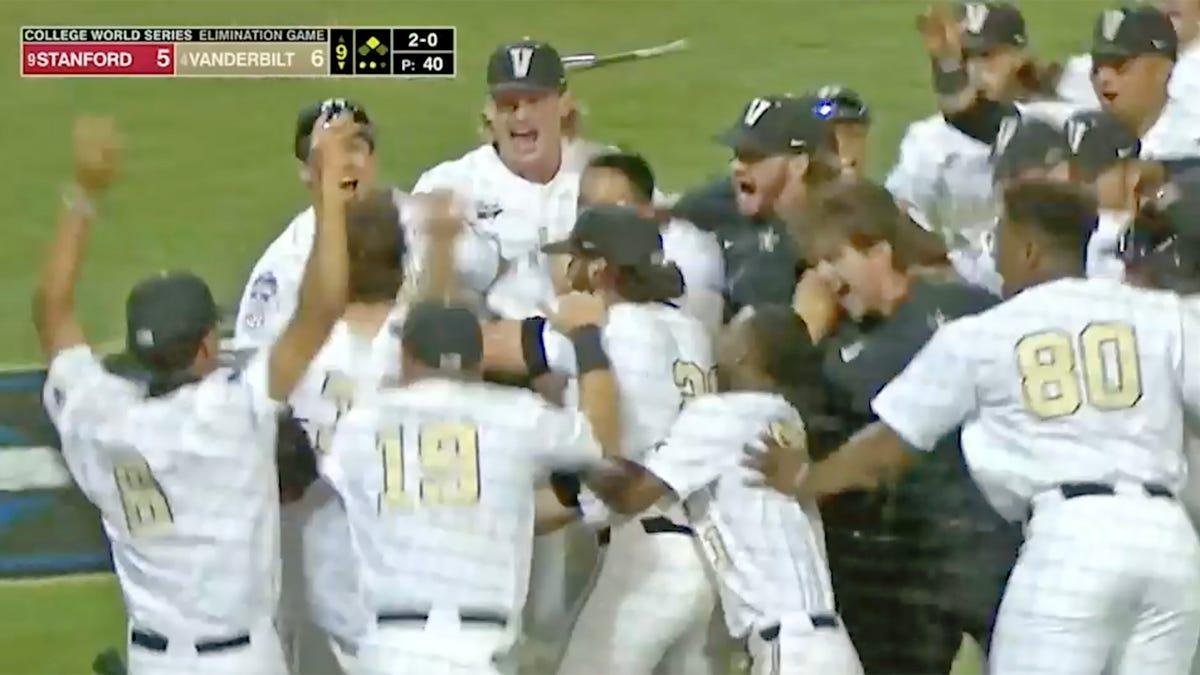 Vanderbilt baseball finds a way