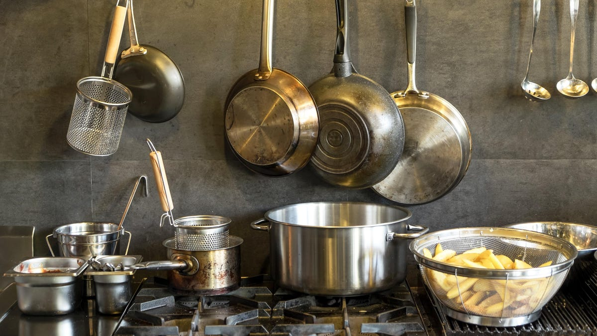 Why You Should Just Buy Your Cookware at the Restaurant Supply Store