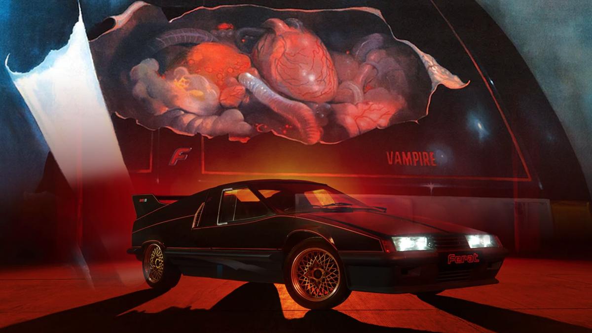 Der berühmteste Škoda-Sportwagen, der mit Blut fährt