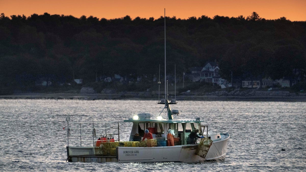 The Lobster-Fueled Fight Over America's First Floating Wind Farm
