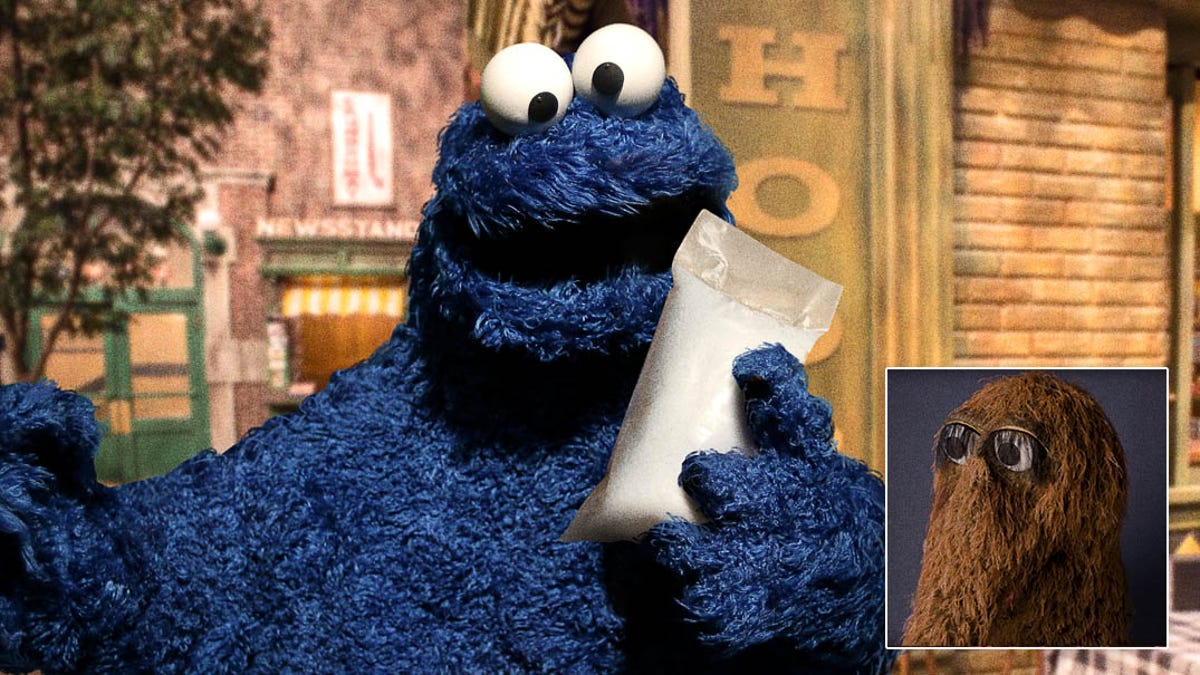 Did 'Sesame Street' Go Too Far When Mr. Snuffleupagus Got Killed By Poachers And Had His Tongue Ground Up And Made Into A Tea Which Successfully Treated Cookie Monster's Erectile Dysfunction?