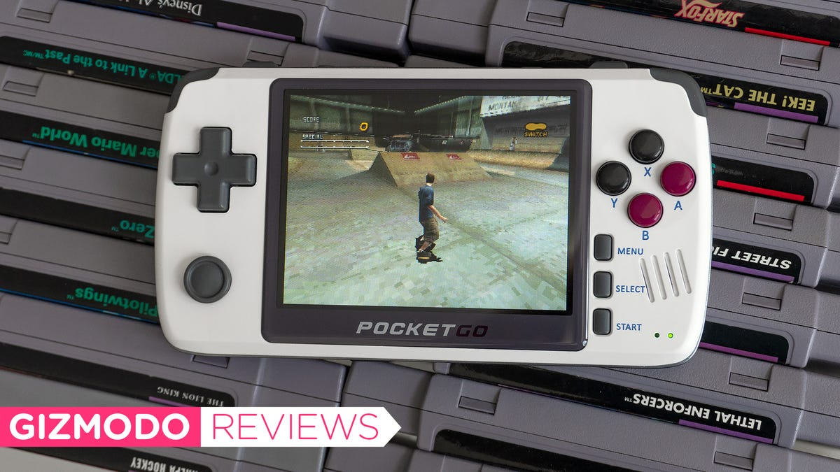 For $65 This Handheld Console Isn't Perfect But It Gets the Important Things Right