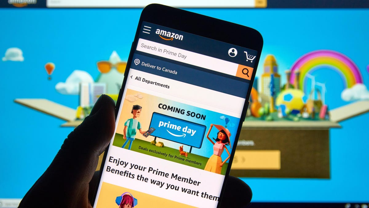 How to Get a $10 Credit for Amazon Prime Day